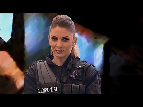 La mujer policia mas hermosa del mundo