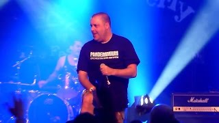 Peter and the Test Tube Babies - Moped Lads - Punk & Disorderly 2015 - Astra - Berlin 17.04.2015