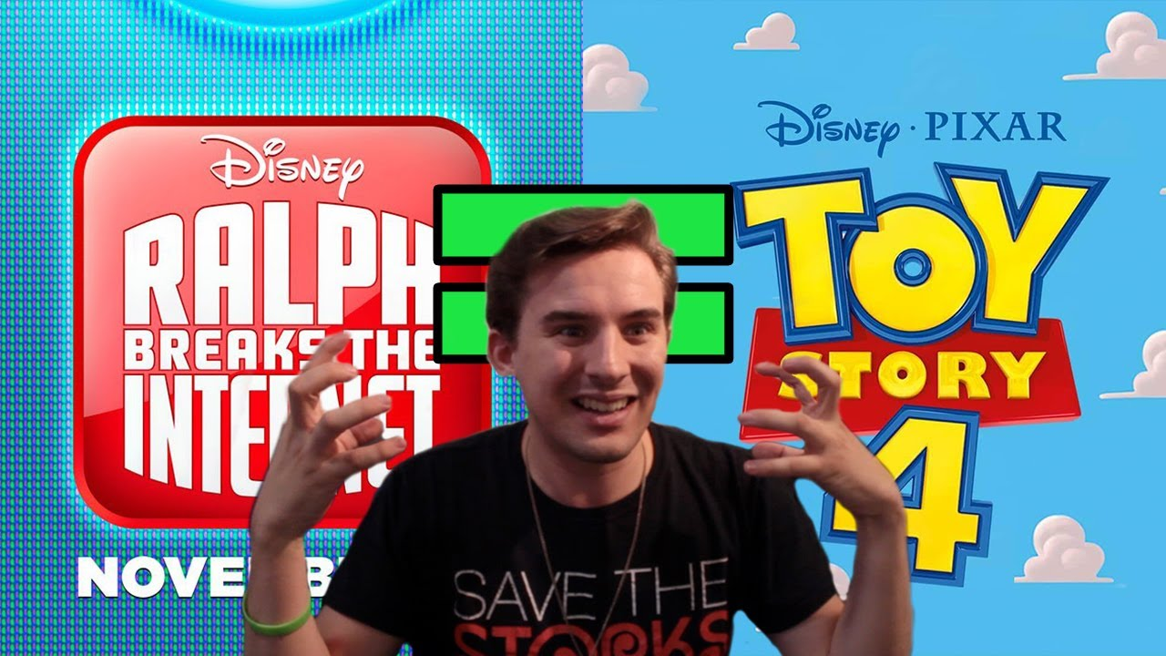 TOY STORY 4 TRAILER ATTACHED TO WRECK IT RALPH 2?! | A ... Wreck It Ralph Trailer Toy Story