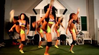 SONYA DANCE TEAM / Azealia Banks - 212