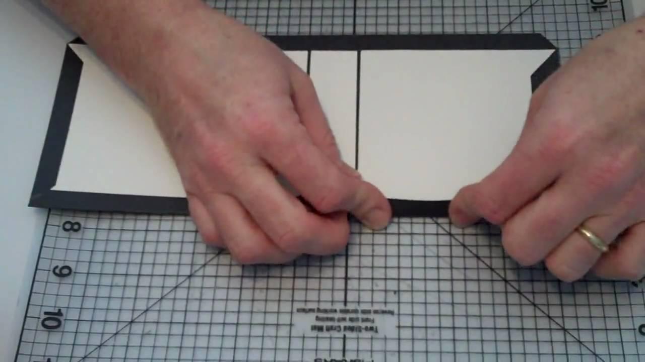 Diy Daily Flip Calendar : Flip calendar stand tutorial youtube