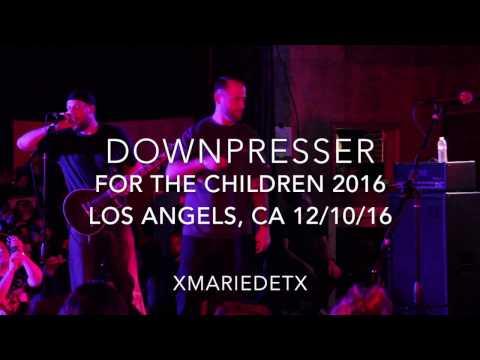 Downpresser -FULL SET- | UNION | For The Children 2016