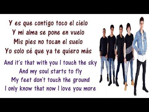 CNCO - Para enamorarte Lyrics English and Spanish - Translations & Meaning - Letras en ingles