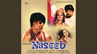 Mere Naseeb Mein (Naseeb / Soundtrack Version)
