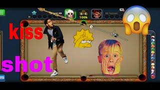 Playing 8ball pool Trickshot  after long time.....