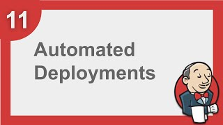 Jenkins Beginner Tutorial 10 - What is Automated Deployment (Step by Step)
