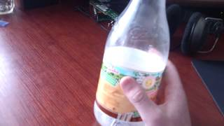 Обзор на бутылку из под молока