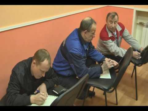 Соревнования среди сотрудников скорой медицинской помощи Кушвы