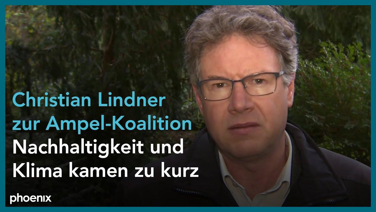 Download Geplante Ampel-Koalition: Christoph Heinrich zu den Verhandlungen und zum Thema Energie und Klima
