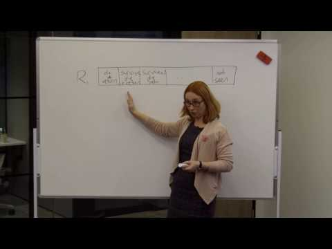 Data Science Applications - Environment/Ecology: Professor Ruth King, University of Edinburgh
