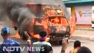 Cauvery row: Anger in Bengaluru, vehicles told not to go to Tamil Nadu
