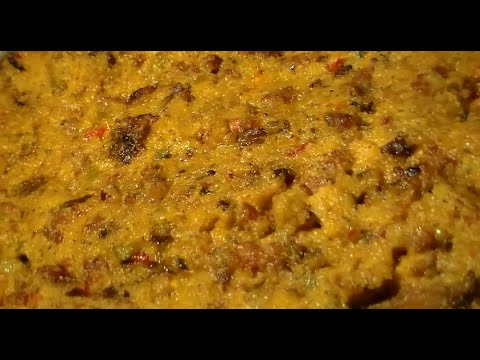 The best cornbread stuffing recipe southern cornbread dressing with the best cornbread stuffing recipe southern cornbread dressing with gizzards youtube forumfinder Gallery