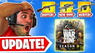 Warzone Just Changed EVERYTHING! 🤯 (NEW UPDATE)