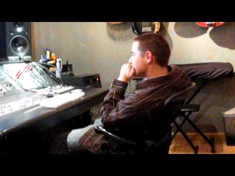 Justin McNatt Listening to Final Mixes