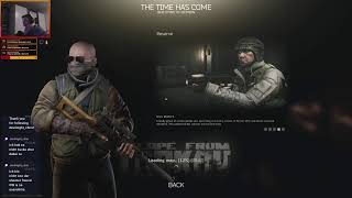 GER Escape from tarkov!...