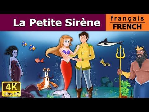 La Petite Sirène | Histoire Pour S'endormir | Histoire Pour Les Petit | Contes De Fées Français