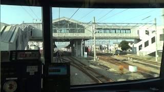 【MH】旧塗装!名鉄1000系伊奈通過ミュージックホーンフルコーラス