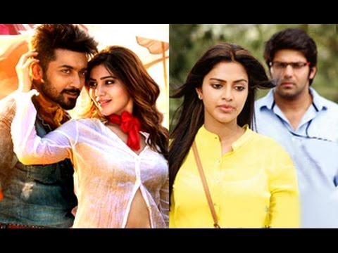 Who wins, 'Anjaan' or 'Kathai Thiraikathai Vasanam Iyakkam'? | Surya, R.Parthiban | Movie Review