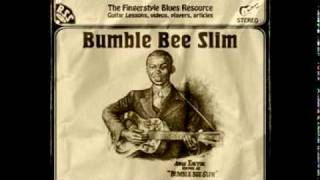 Bumble Bee Slim - Rough, Rugged Blues