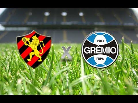 Sport Recife x Grêmio AO VIVO