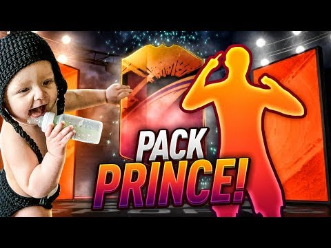MY SON PACKS INSANELY EXPENSIVE FUT HEADLINER CARD!! FIFA 19 Pack Opening