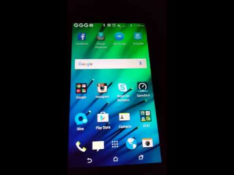 How To Use Facebook Live (HTC One M8)