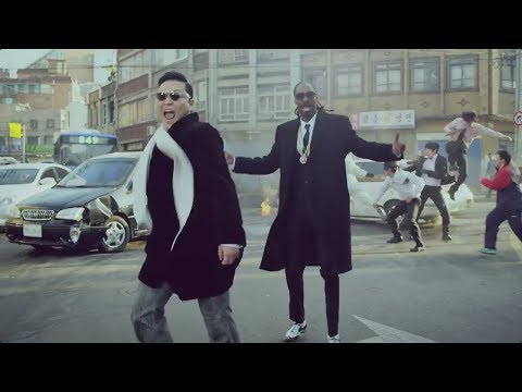 PSY  HANGOVER feat Snoop Dogg MV