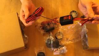 Обзор компонентной акустической системы Mystery MR 61.5