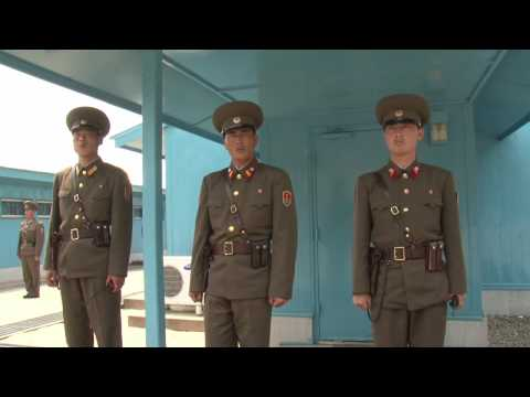 Demilitarized zone  4 North Korea DMZ