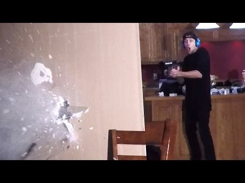 DESTROYING THE HOUSE!!