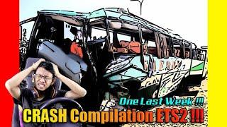 CRASH Compilation ETS2 18 - 28 Juni 2020 !!!