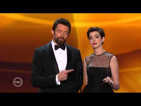 The Real Plot of 'Les Miserables'! (SAG Awards 2013)