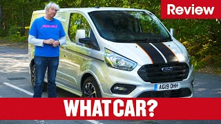 2020 Ford Transit Custom review   Edd China's in-depth review   What Car?