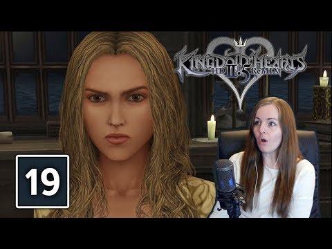 PORT ROYAL | Kingdom Hearts 2.5 Final Mix Gameplay Walkthrough Part 19