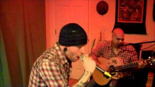 Eric Emery - Ghost of You (Live Acoustic) Featuring: Sahaj Ticotin of RA.