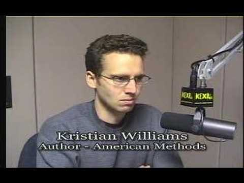Interview - Kristian Williams - Torture and the Logic of Domination