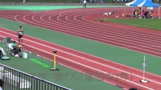 第20回北海道中学校新人陸上競技大会 共通男子走り幅跳び