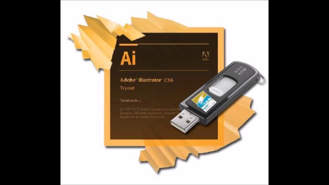 Adobe Illustrator Cs6 Español Full Portable Mega Youtube