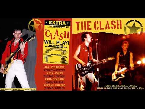 The Clash - Live At Bond's International Casino, June 9, 1981 (Full Remastered Concert)