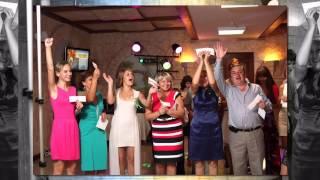 Ведущая на праздник, тамада на свадьбу, корпоратив в Киеве Марина Бритова(, 2014-01-27T11:43:39.000Z)