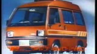 1984 MITSUBISHI minicab Ad MCCCN.NL.mp4