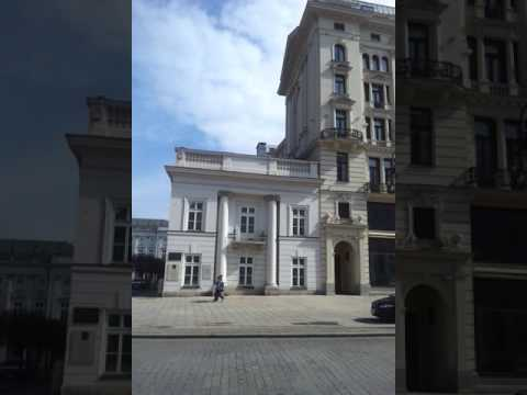 Presidential Palace and best hotel in Warsaw- Bristol  Hotel 5*