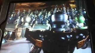 Power rangers fuerza salvaje ( la venganza del imperio de las maquinas)