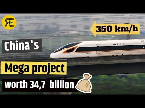 Beijing - Shanghai: China's Busiest Railway Line