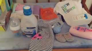 Minimalist Newborn Necessities 0-1 Month (In The Home)
