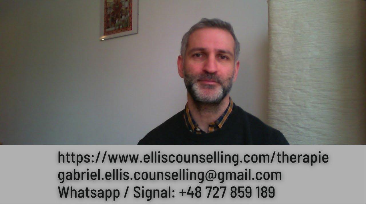 Gabriel Ellis Therapie Kurzvorstellung (German)