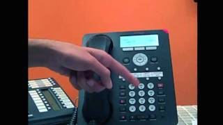 Avaya Phones | Avaya IP Office | Demonstrating Receiving Voicemail Messages