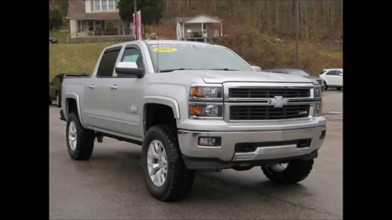 2015 chevy silverado 1500 1lt rocky ridge alpine lifted truck youtube. Black Bedroom Furniture Sets. Home Design Ideas