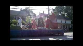 Ancients and Horribles Parade 2012