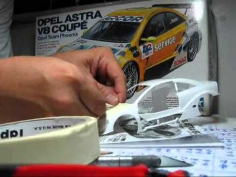 how to make a scale model car youtube. Black Bedroom Furniture Sets. Home Design Ideas
